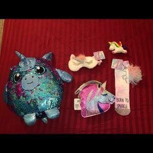 Other - Shimmeez Unicorn Bundle!!